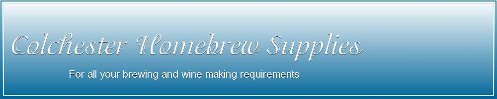 Colchester Homebrew Supplies Ltd, site logo.