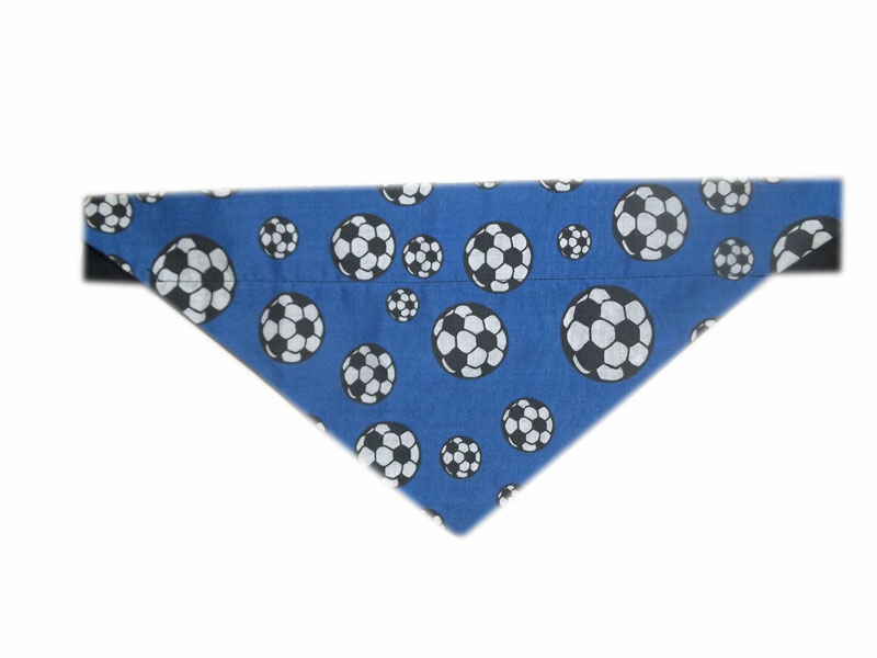 Football Soccer Premiership Dog And Cat Bandana