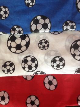 football bandana colour choice