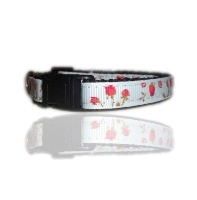 Patterned Small Dog And Puppy Collars