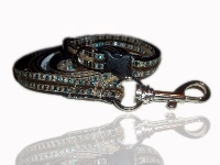 Small Dog Puppy Collar And Lead Sets