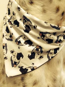 Arthur bandana fabric print