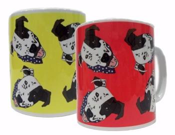 Arthur Crossbreed Rescue Mongrel Dog Ceramic Mug