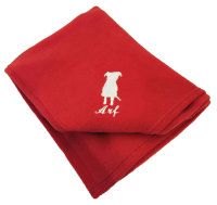 Personalised Fleece Blankets For Dogs And Cats