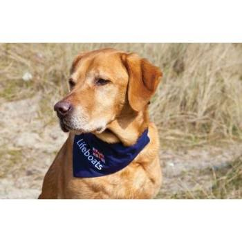 RNLI Dog Bandana