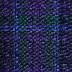 Purple Spirit Of Scotland Tartan Bandana