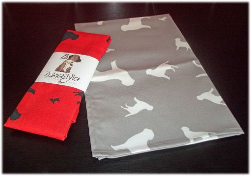 Labrador Retriever Gundog Dog Silhouette Kitchen Tea Towel