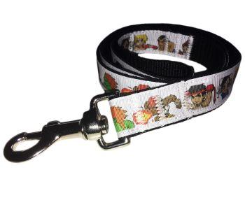 Official Street Fighter Chun-Li Ken Ryu Bison Blanka Honda Dhalsim Chibi Pocketfighter Arcade Dog Lead Leash