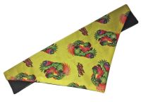 Official Street Fighter Classic Blanka Arcade Dog And Cat Bandana Yellow