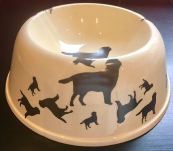 Labrador/ Retriever Pet Bowl
