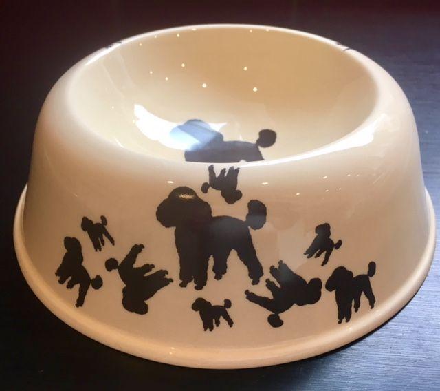 Poodle Pet Bowl