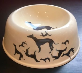Greyhound/ Whippet/ Sighthound Pet Bowl