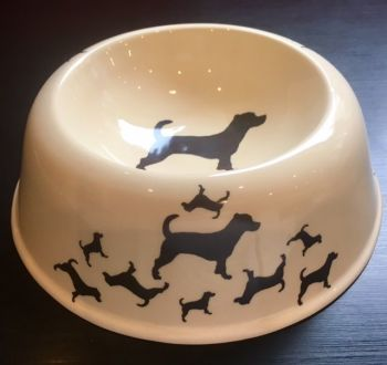 Jack Russell Terrier Pet Bowl