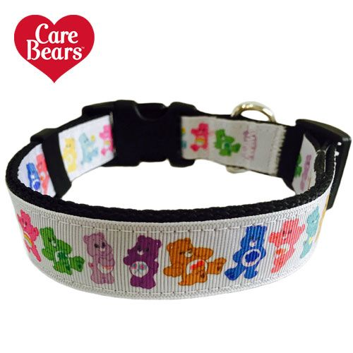 Care Bears Mix Character Adjustable Dog Collar