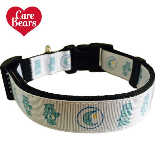 Bedtime Bear Care Bears Adjustable Dog Collar