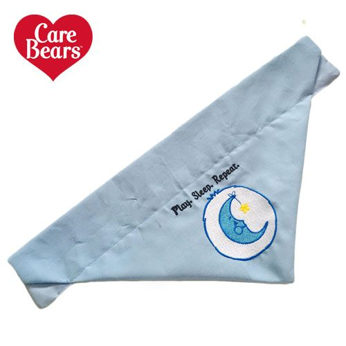 Bedtime Bear Care Bears Belly Badge Icon Dog And Cat Bandana