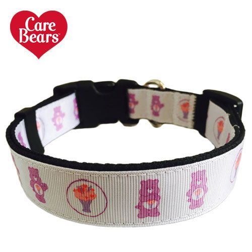 Share Bear Care Bears Adjustable Dog Collar