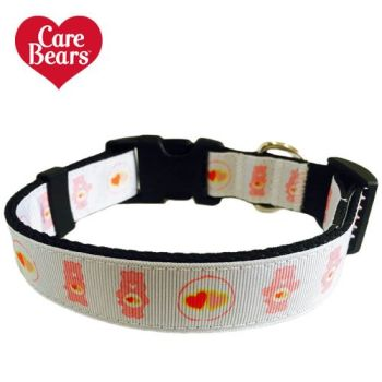 Love-A-Lot Bear Care Bears Adjustable Dog Collar