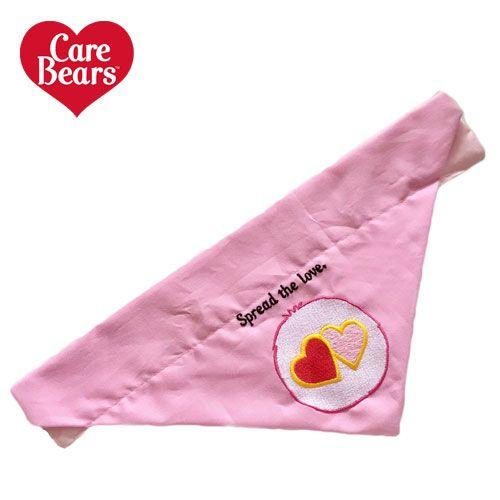 Love-A-Lot Bear Care Bears Belly Badge Icon Dog And Cat Bandana