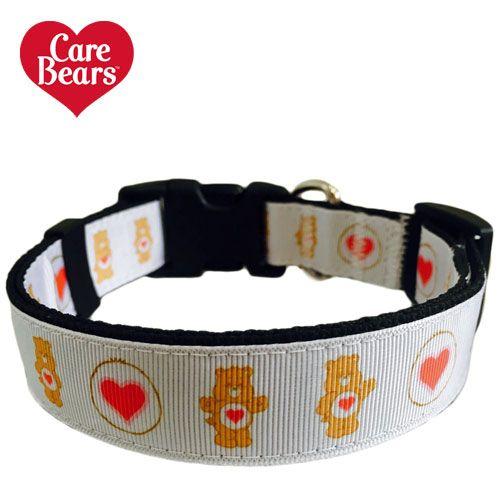 Tenderheart Bear Care Bears Adjustable Dog Collar