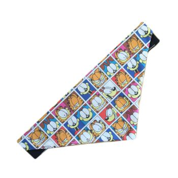Garfield Odie Comic Strip Dog And Cat Bandana