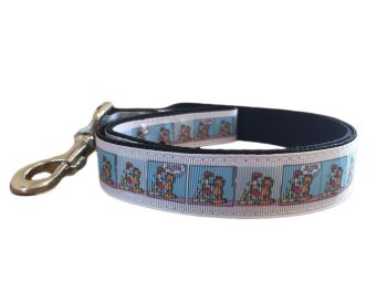 Garfield And Odie Comic Strip Dog Lead Leash