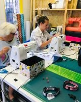 Dog Collar Sewing Workshop Lincoln