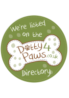 We are listed on Dotty 4 Paws