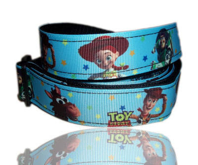 Toy Story Dog Collar