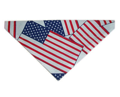 United States Dog Bandana