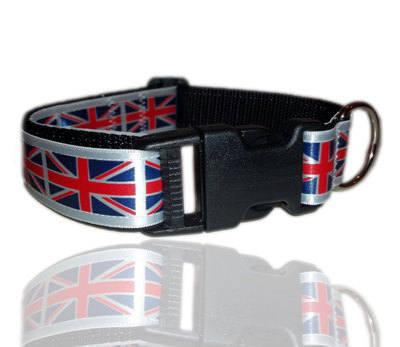 British Pride Dog Collar