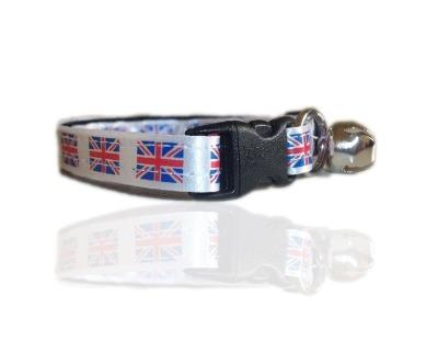 UK British Union Cat Collar