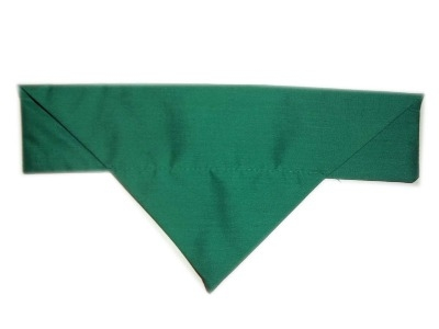 Irish Green Dog Bandana