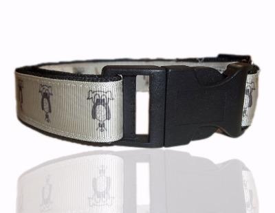 Zukie Chops Boxer Dog Collar