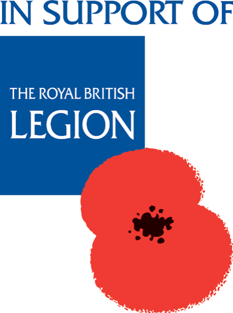In Support Of The Royal British Legion
