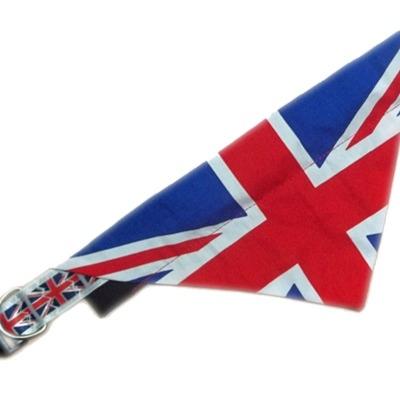 UK British Pride Bandana And Collar Set