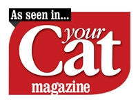 As Seen In Your Cat Magazine