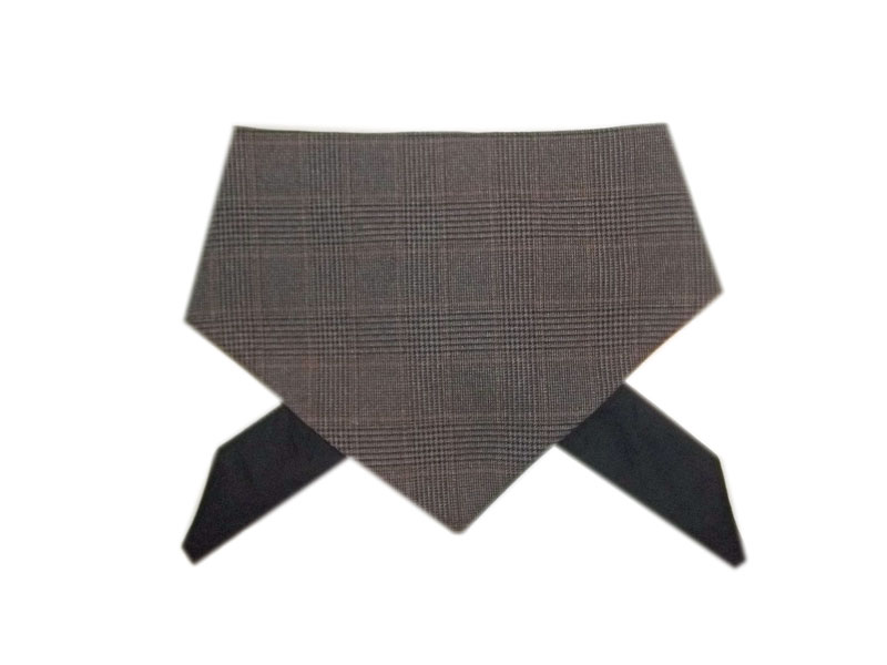 tweed-neckerchief