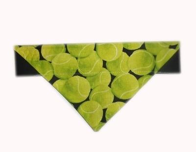 Time For Tennis Wimbledon Dog Bandana