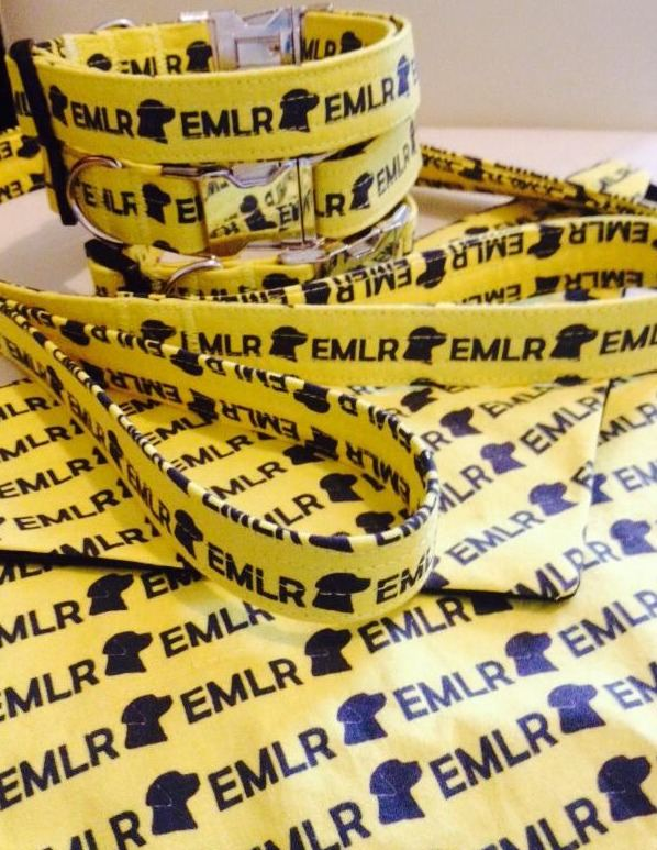 EMLR Collars Leads Bandanas