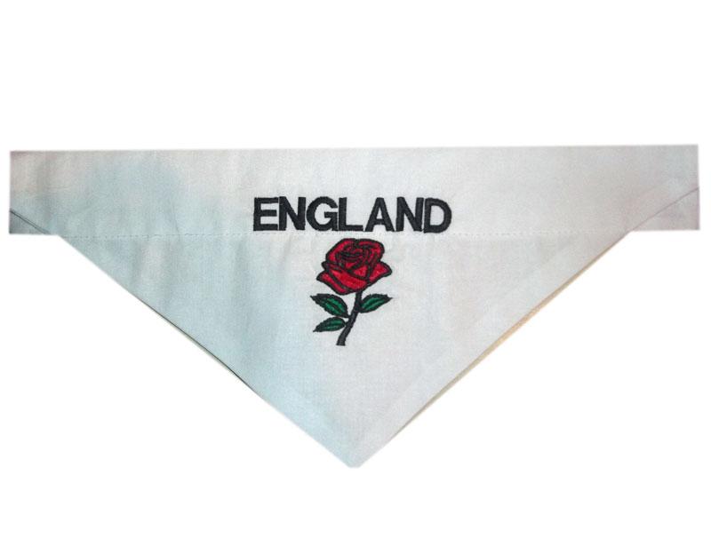 England English Rose bandana