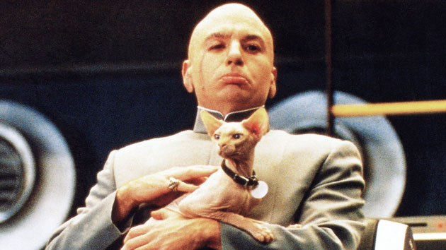 dr evils cat