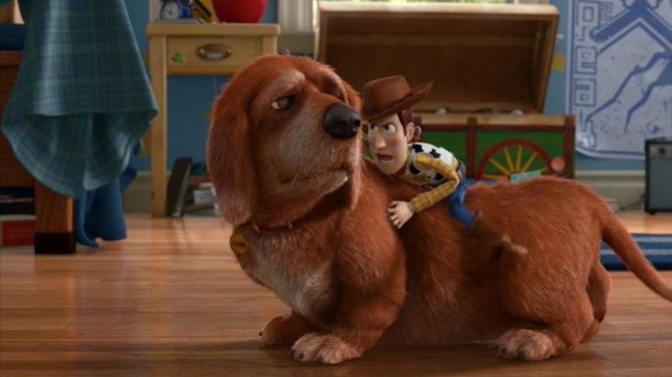 buster toy story