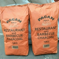 2 x 10kg sacks of Restaurant Charcoal - Price Includes VAT & Delivery*