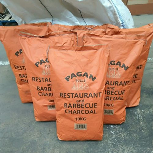 6 x 10kg sacks of Restaurant Charcoal - Price Includes VAT & Delivery*