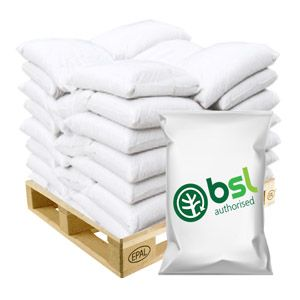 750kg of Premium Wood Pellets in small bags with a BSL number   BSL0123426-
