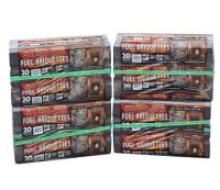 50kg of genuine Irish peat briquettes including delivery to most UK regions.