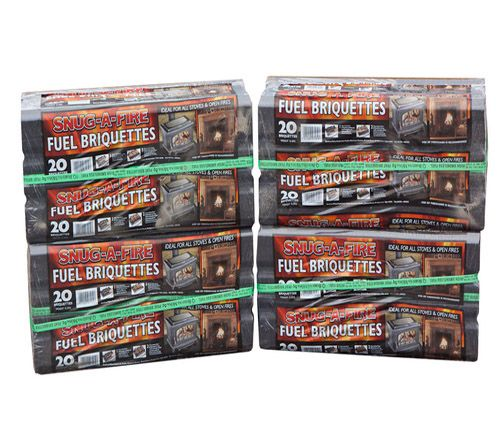 <!-- 002 -->4 x 12.5kg packs of Peat Briquettes in two boxes