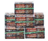 <!-- 003 -->8 x 12.5kg packs of Peat Briquettes in four boxes