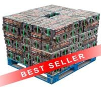 <!-- 006 -->1050kg of genuine Irish peat briquettes - Full Pallet